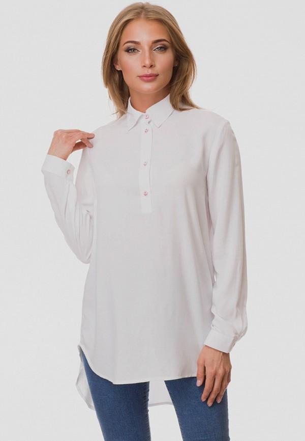 Блуза Gabriela, MP002XW193VB, белый, Весна-лето 2018  - купить со скидкой