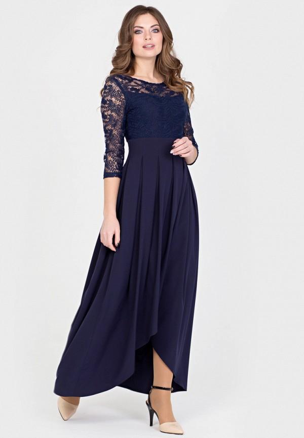 Купить Платье Filigrana, mp002xw193we, синий, Весна-лето 2018