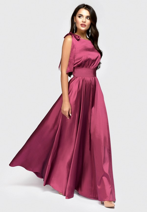 Платье D&M by 1001 dress D&M by 1001 dress MP002XW193XL ruched overlap cami dress