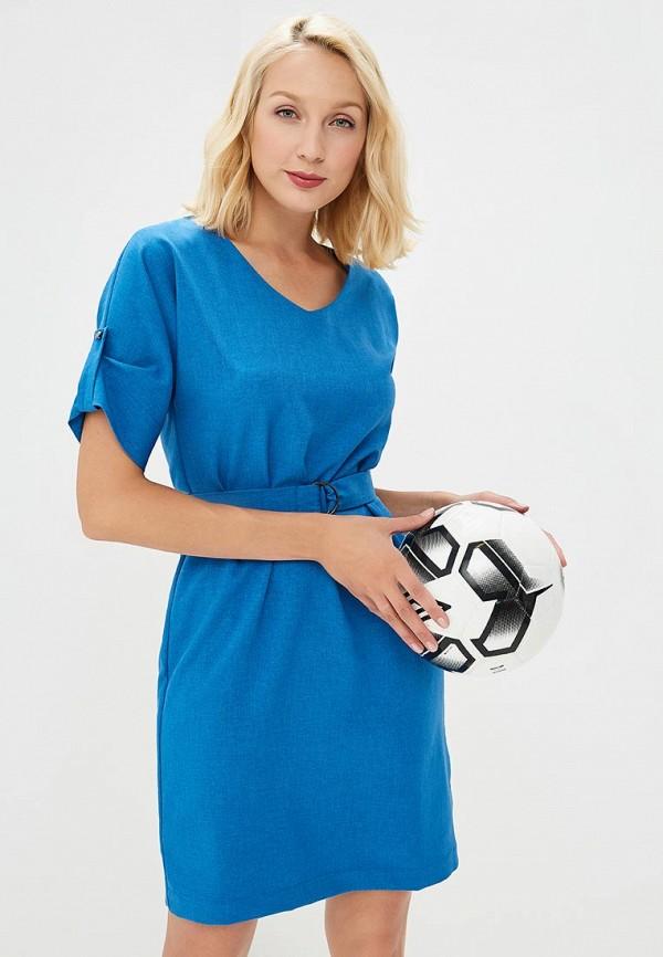 Купить Платье Eliseeva Olesya, MP002XW1941A, синий, Весна-лето 2018