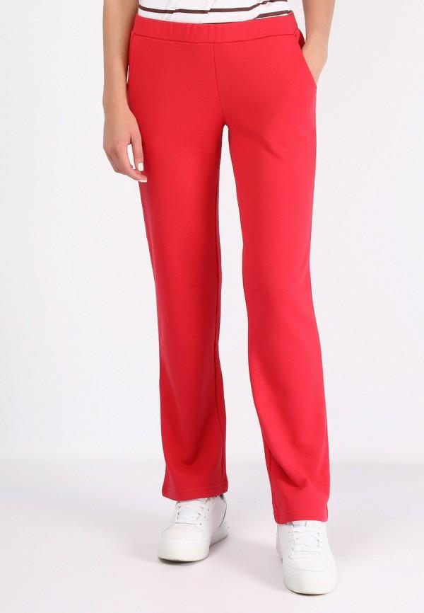 женские спортивные брюки montana, красные