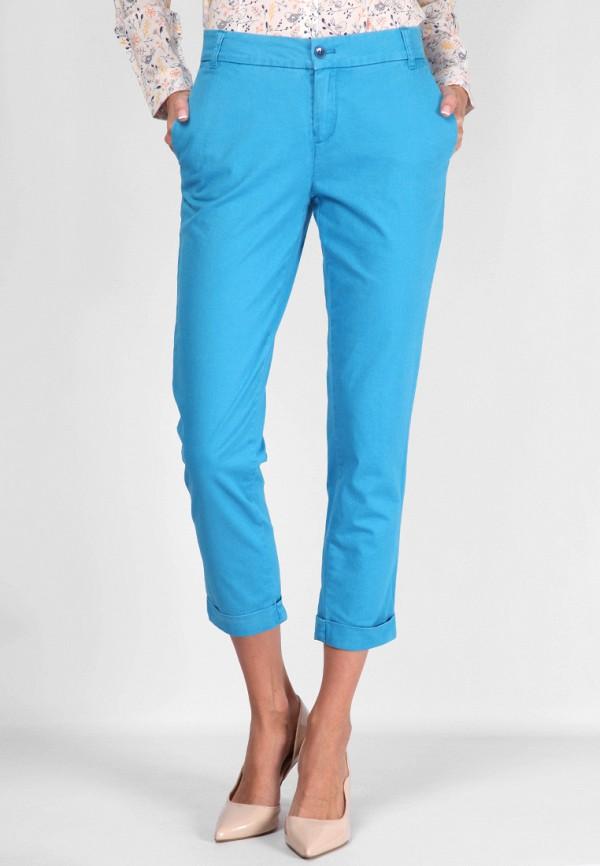 женские повседневные брюки lagrand, голубые