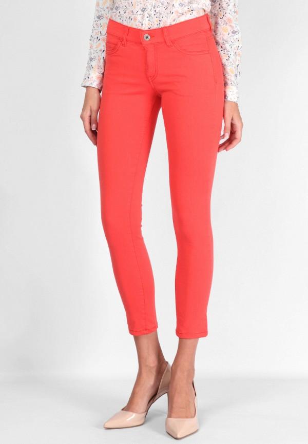 женские повседневные брюки lagrand, оранжевые