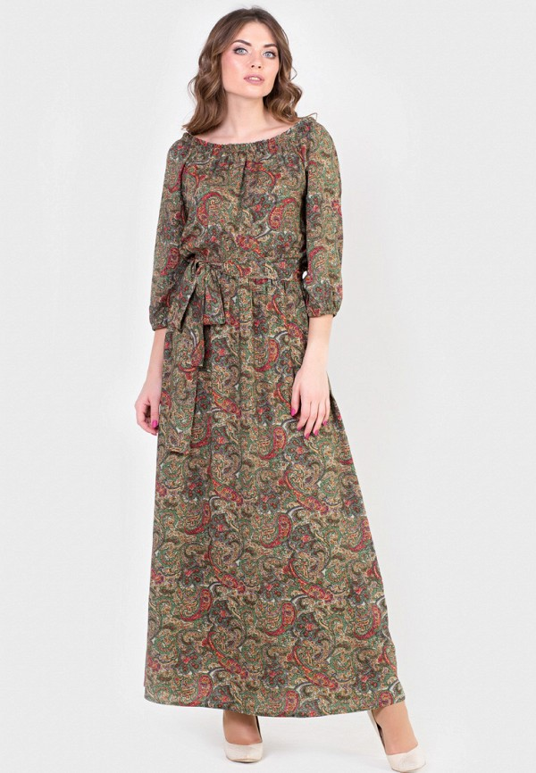Купить Платье Filigrana, mp002xw194l7, коричневый, Весна-лето 2018
