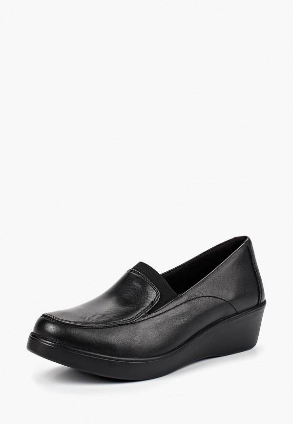 Купить Туфли Alessio Nesca, MP002XW194VT, черный, Осень-зима 2018/2019