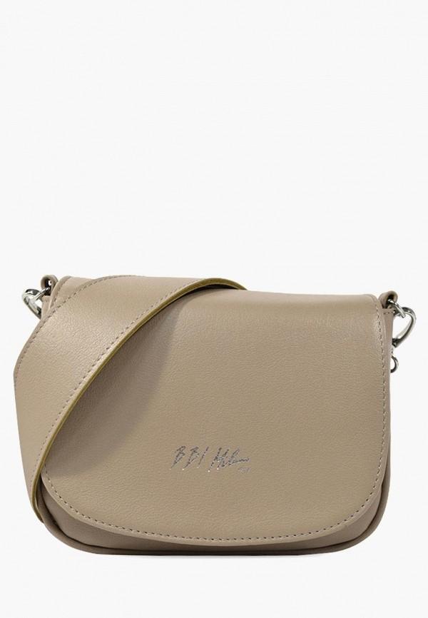 Купить Женскую сумку BB1 бежевого цвета