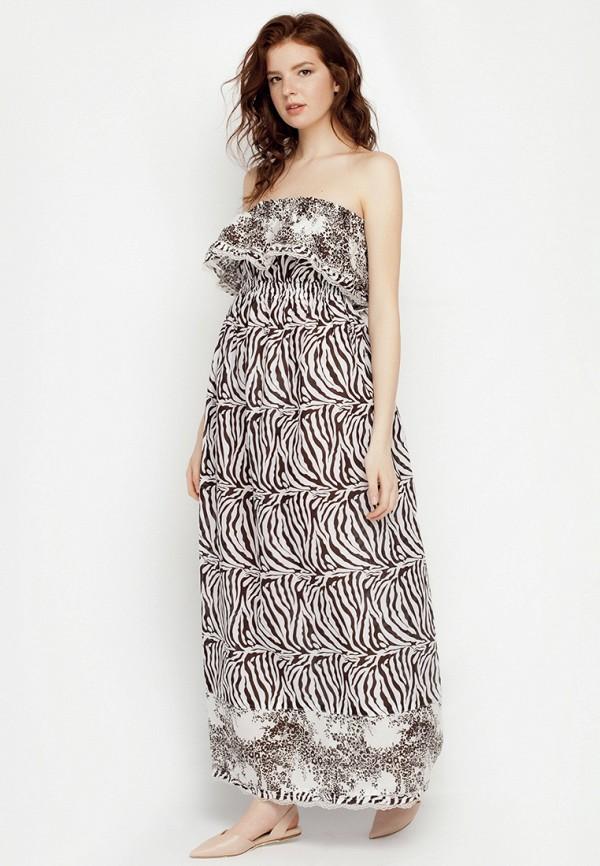 Платье Yusko Yusko MP002XW195JN топ yusko yusko mp002xw192l3