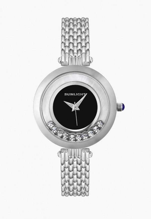 Купить Часы Sunlight, mp002xw195kd, серебряный, Весна-лето 2018