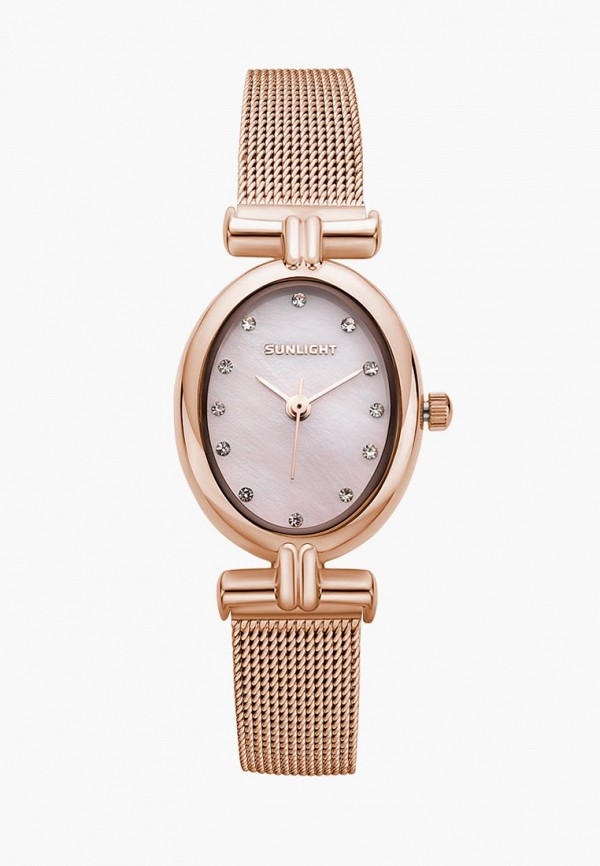 Купить Часы Sunlight, mp002xw195ke, золотой, Весна-лето 2018
