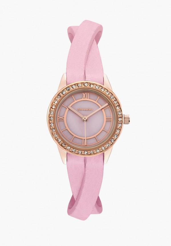 Купить Часы Sunlight, mp002xw195kg, розовый, Весна-лето 2018