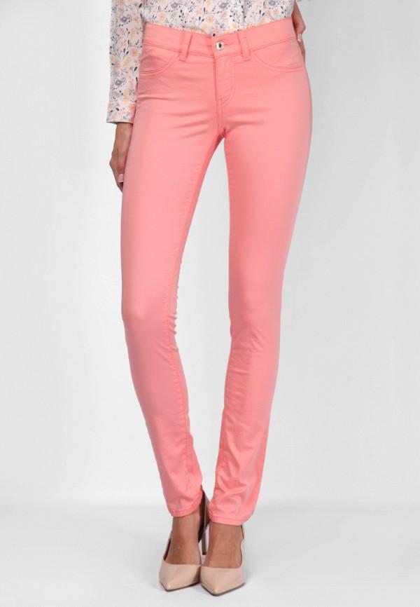 женские повседневные брюки lagrand, розовые