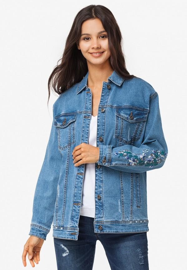 Куртка джинсовая Vilatte Vilatte MP002XW195QD