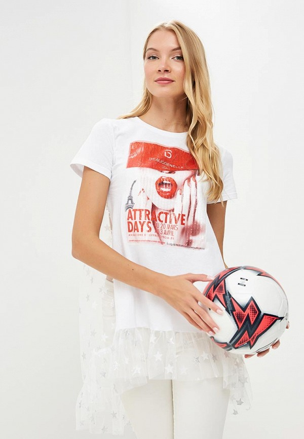 Футболка Glam Goddess Glam Goddess MP002XW195TV rowenta glam