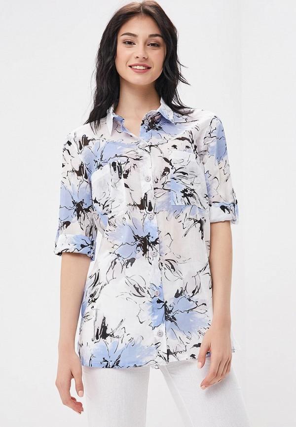 Купить Блуза DizzyWay, MP002XW195UZ, голубой, Весна-лето 2018