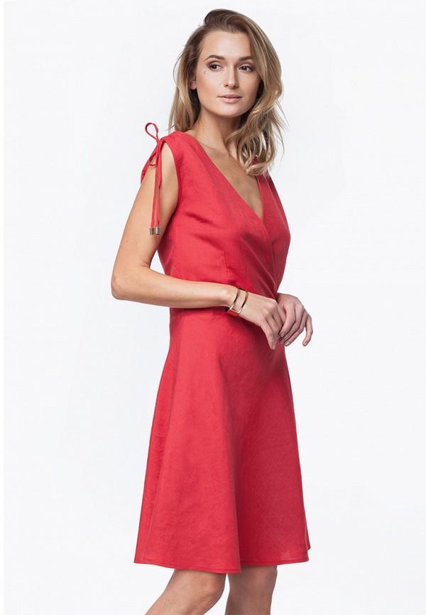 цена Платье Vilatte Vilatte MP002XW195ZW онлайн в 2017 году