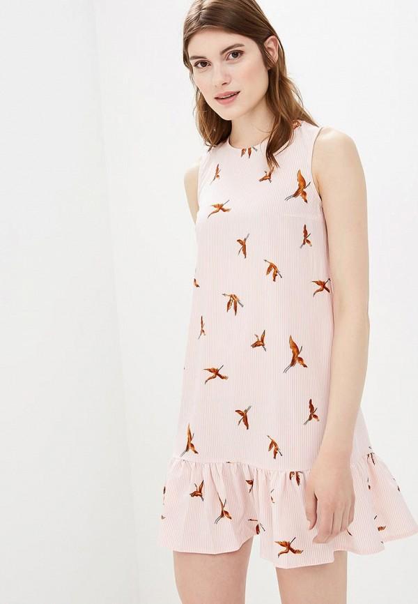 Купить Платье Froggi, mp002xw19603, розовый, Весна-лето 2018