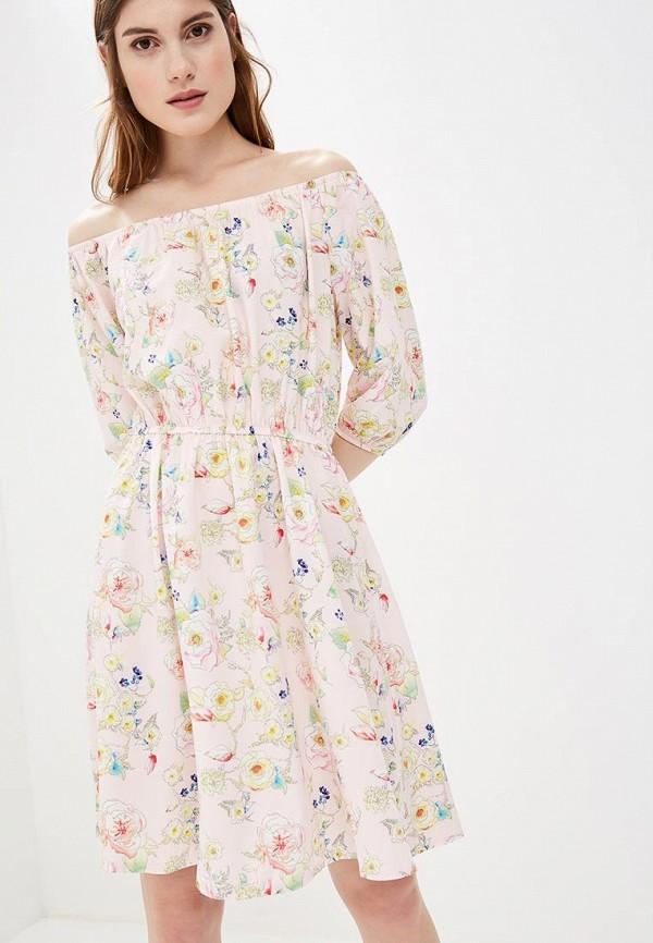 Купить Платье Froggi, mp002xw19607, розовый, Весна-лето 2018