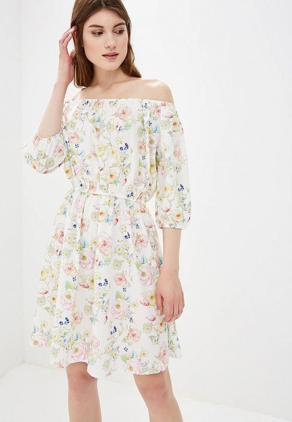 Купить Платье Froggi, MP002XW19609, белый, Весна-лето 2018