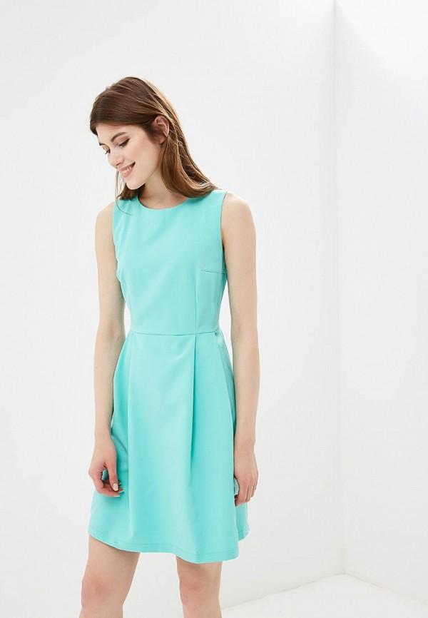 Купить Платье Froggi, mp002xw1960a, бирюзовый, Весна-лето 2018