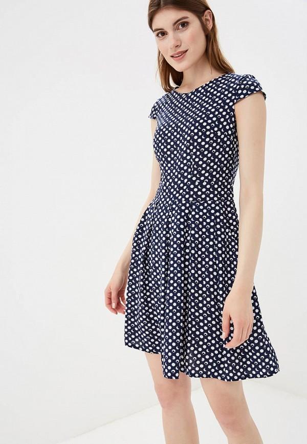 Купить Платье Froggi, mp002xw1960e, синий, Весна-лето 2018
