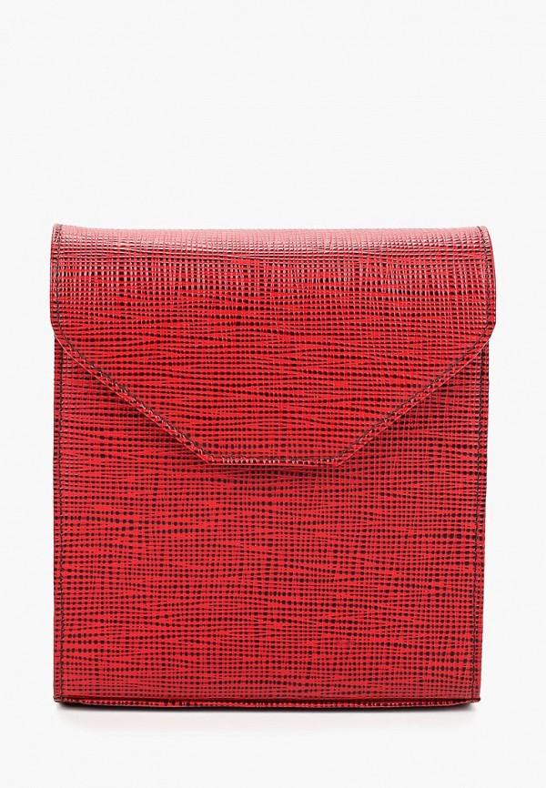 женская сумка d.angeny, красная