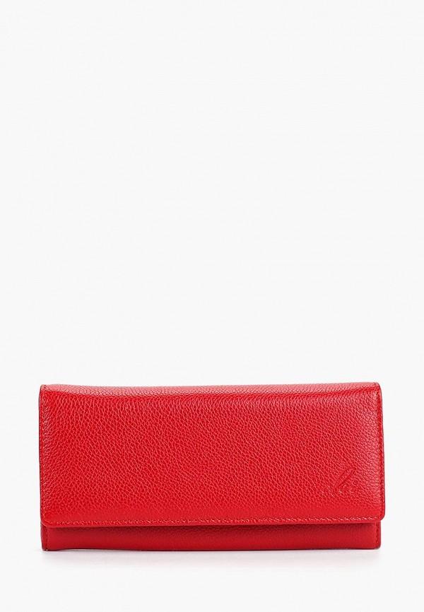 женский кошелёк olci, красный