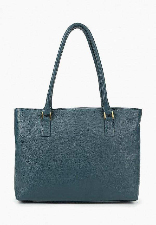 женская сумка olci, бирюзовая