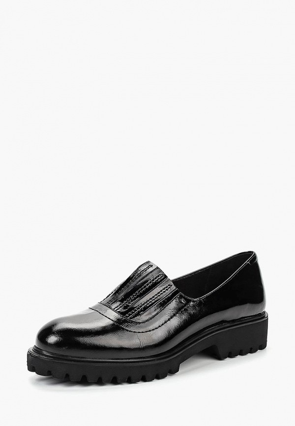 Купить Туфли Alessio Nesca, MP002XW1969Q, черный, Осень-зима 2018/2019