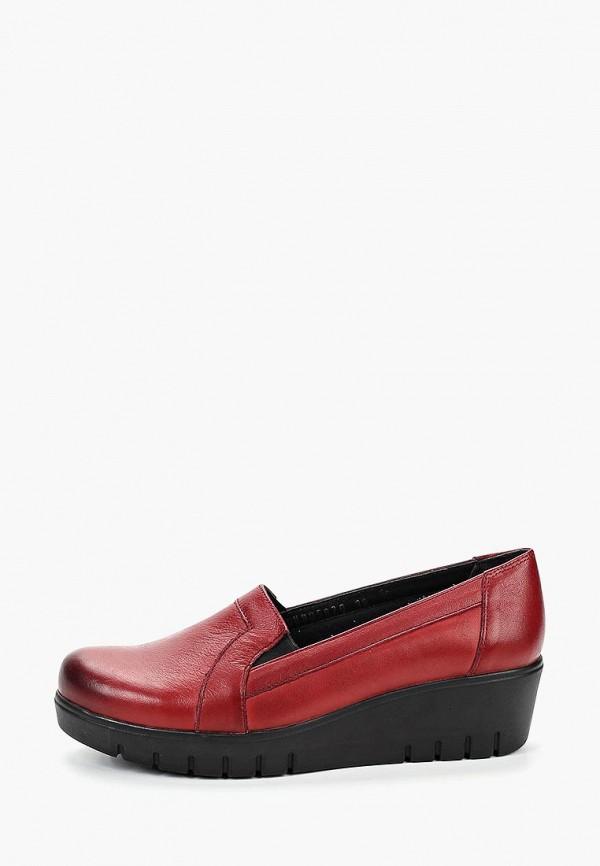 женские туфли alessio nesca, бордовые