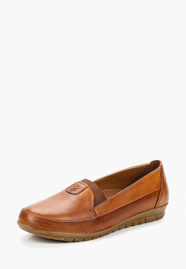 женские туфли alessio nesca, коричневые