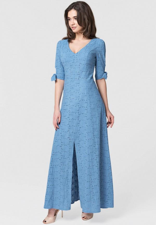 Купить Платье RicaMare, mp002xw196cn, голубой, Весна-лето 2018
