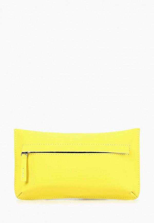 женская сумка lokis, желтая