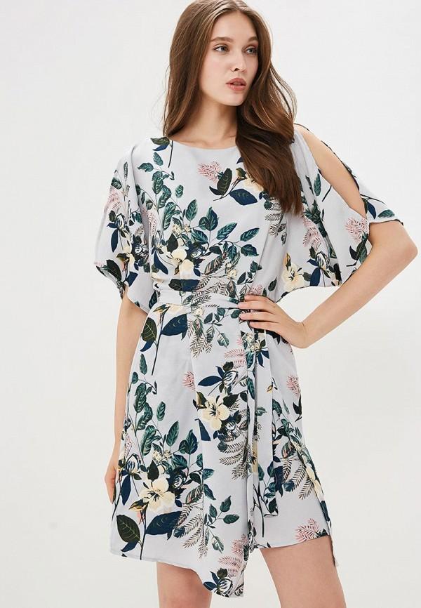 Платье Top Secret Top Secret MP002XW196D6 black sexy lace up design plain halter sleeveless crop top