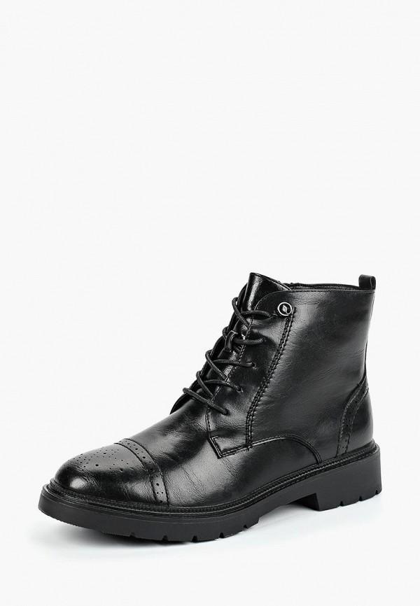 Купить Ботинки T.Taccardi, MP002XW196FO, черный, Осень-зима 2018/2019