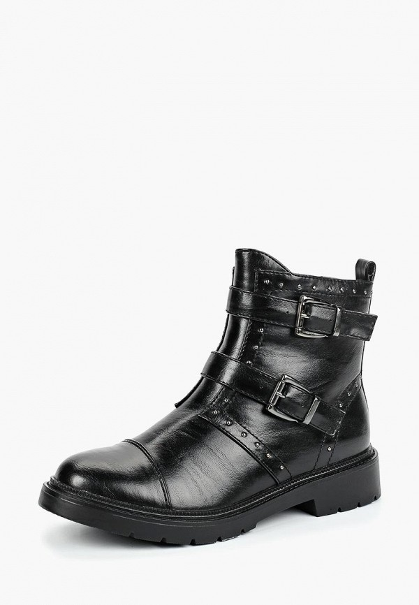 Купить Ботинки T.Taccardi, MP002XW196FP, черный, Осень-зима 2018/2019