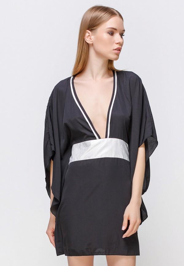 платье платье freya, черное