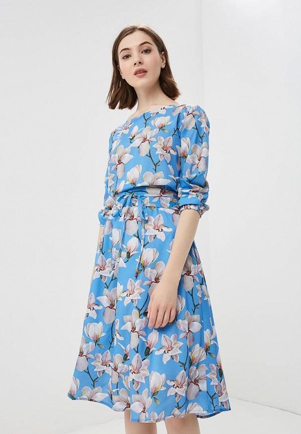 Купить Платье po Pogode, 1386, mp002xw196y5, голубой, Весна-лето 2018