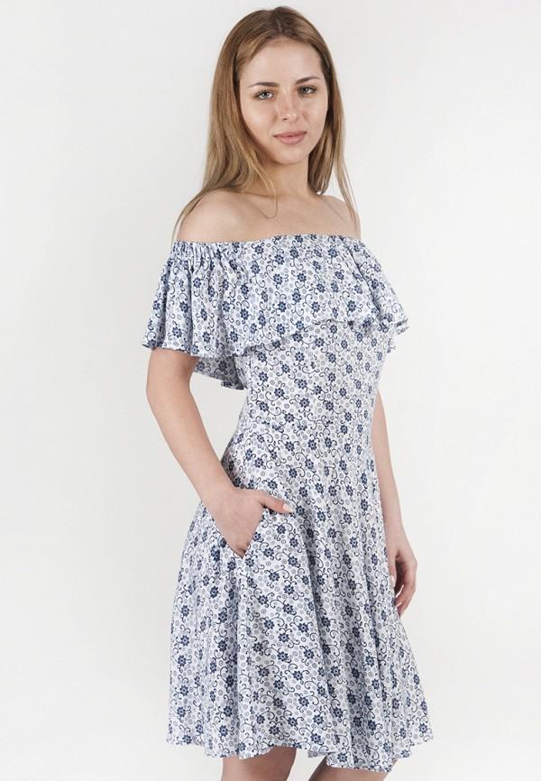 женское платье vergans, белое