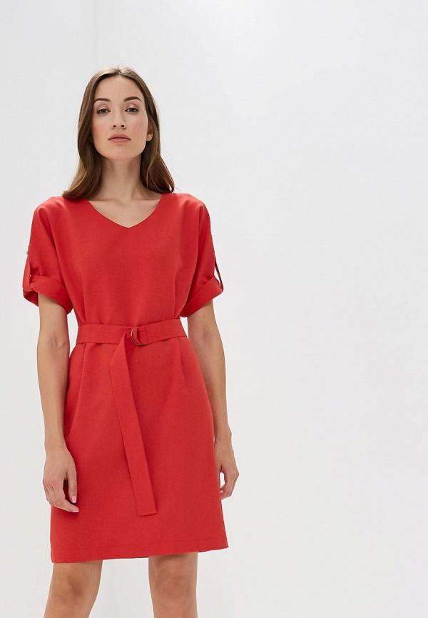 Купить Платье Eliseeva Olesya, MP002XW19701, красный, Весна-лето 2018