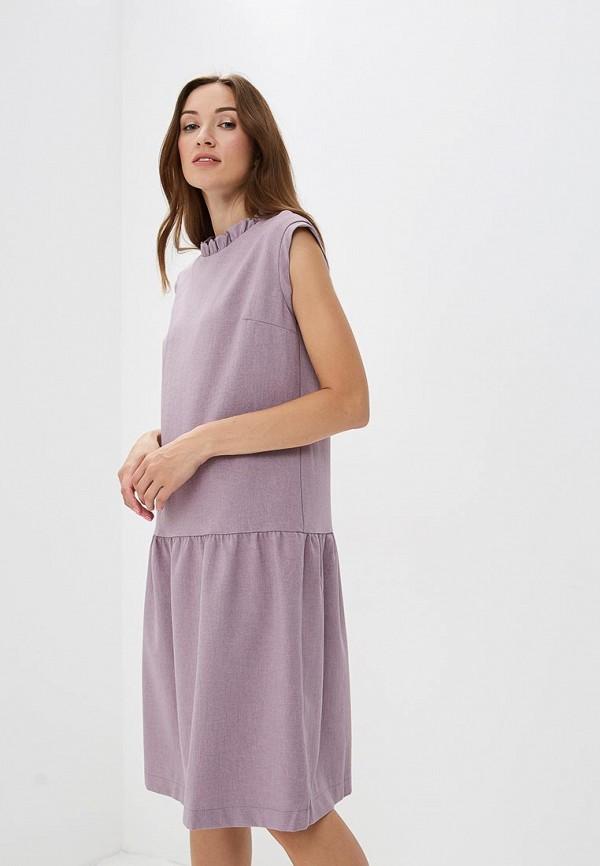 Купить Платье Eliseeva Olesya, MP002XW19705, фиолетовый, Весна-лето 2018
