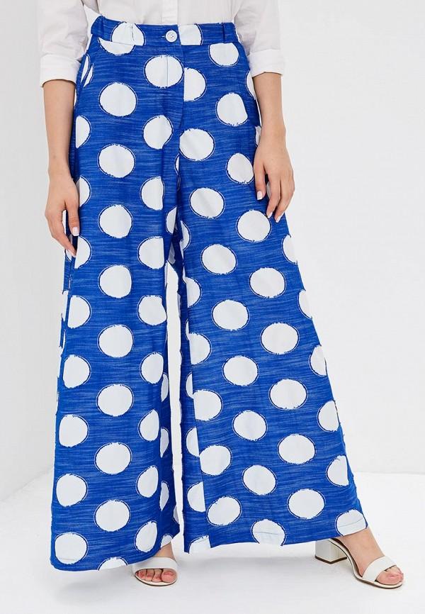 женские брюки клеш sahera rahmani, синие