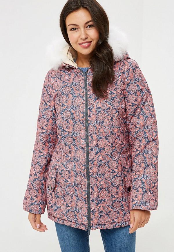 Купить Куртка утепленная Dasti, MP002XW197IA, коралловый, Осень-зима 2017/2018
