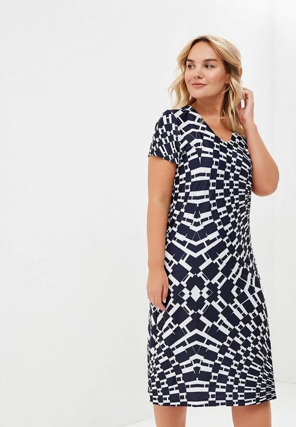Купить Платье Balsako, mp002xw197mf, синий, Весна-лето 2018