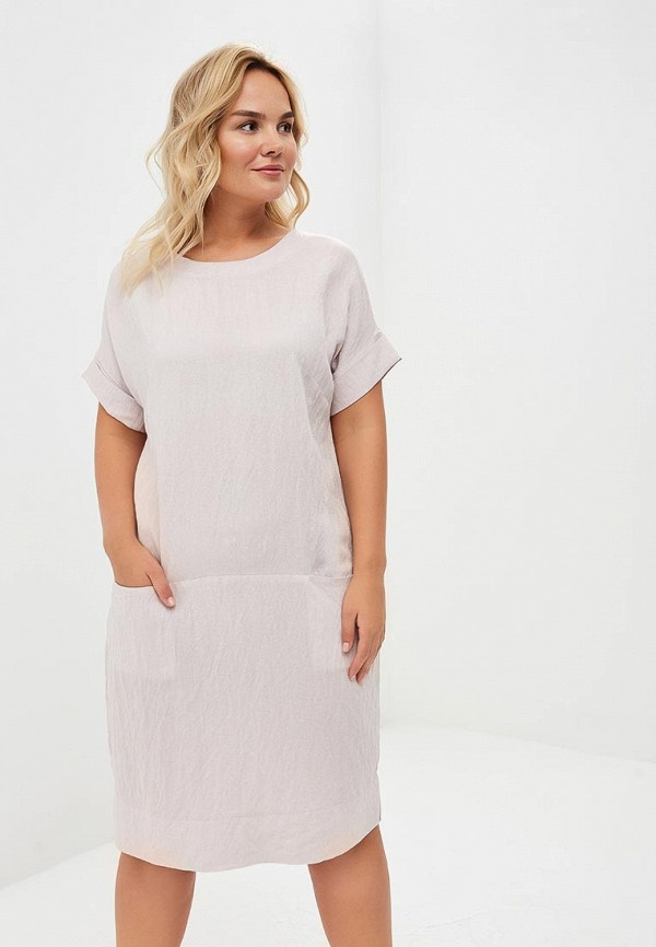 Купить Платье Balsako, mp002xw197mk, розовый, Весна-лето 2018