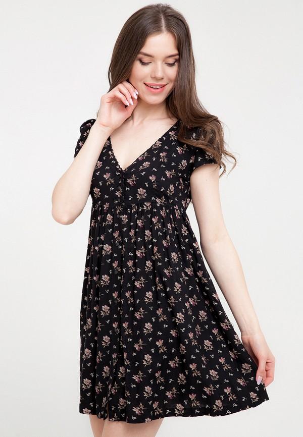 Купить Платье D'lys, MP002XW197XE, черный, Весна-лето 2018