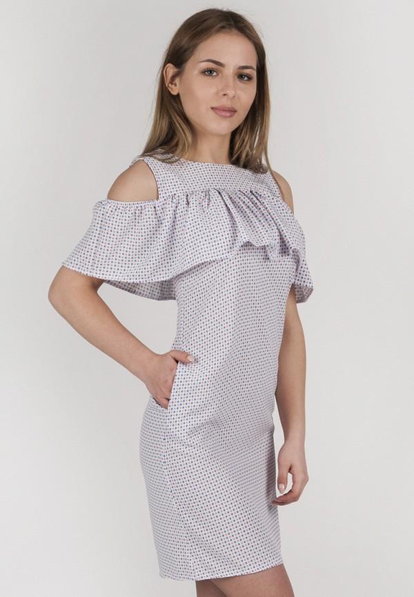 женское платье мини vergans, разноцветное