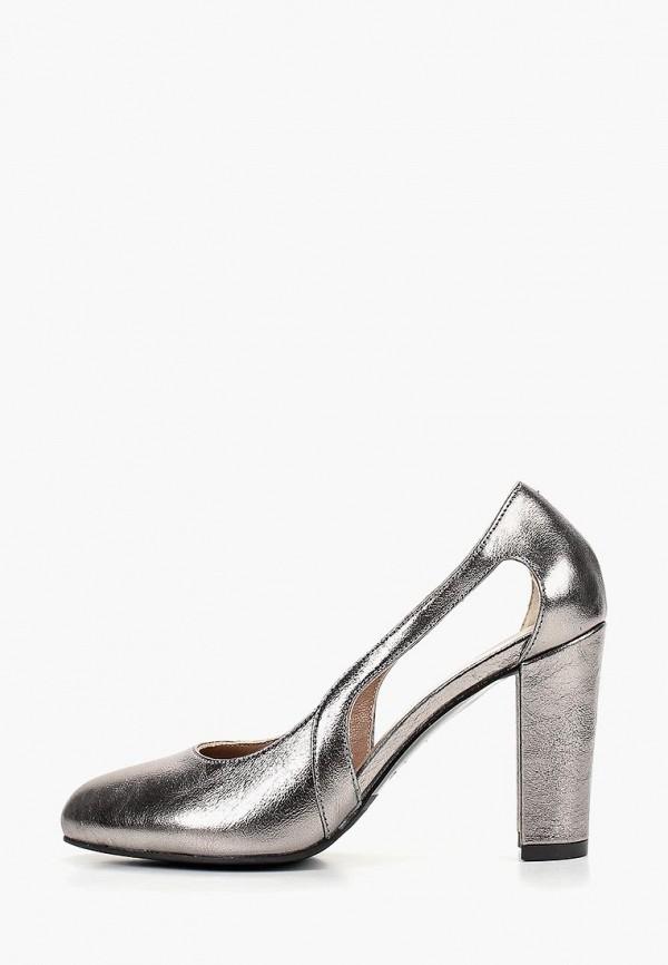 Туфли с открытой стопой Allora