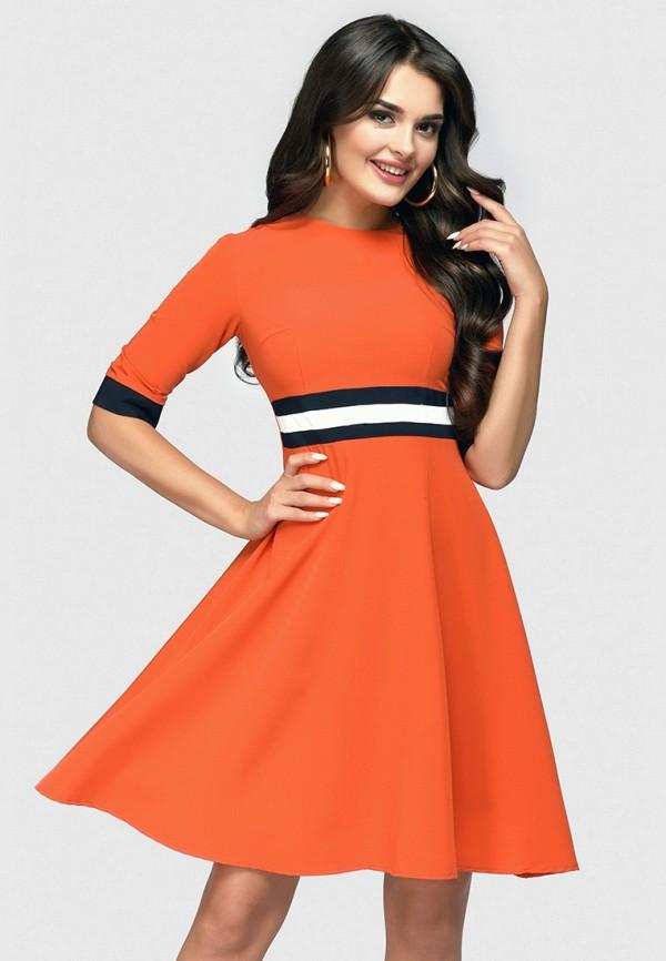 Платье D&M by 1001 dress D&M by 1001 dress MP002XW1988L babyonlinedress оранжевый m