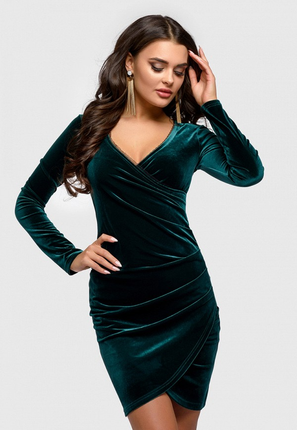 Платье D&M by 1001 dress D&M by 1001 dress MP002XW1988R babyonline dress зеленый l
