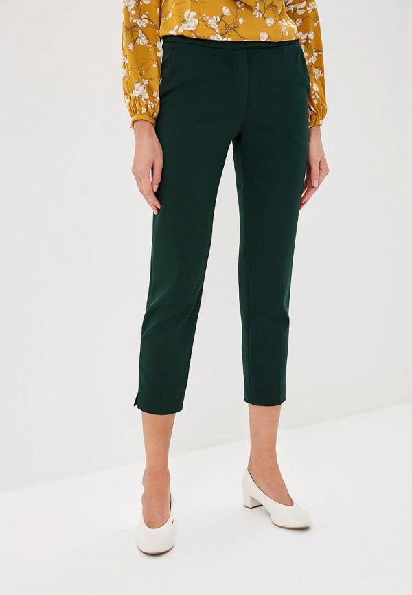 женские повседневные брюки imago, зеленые
